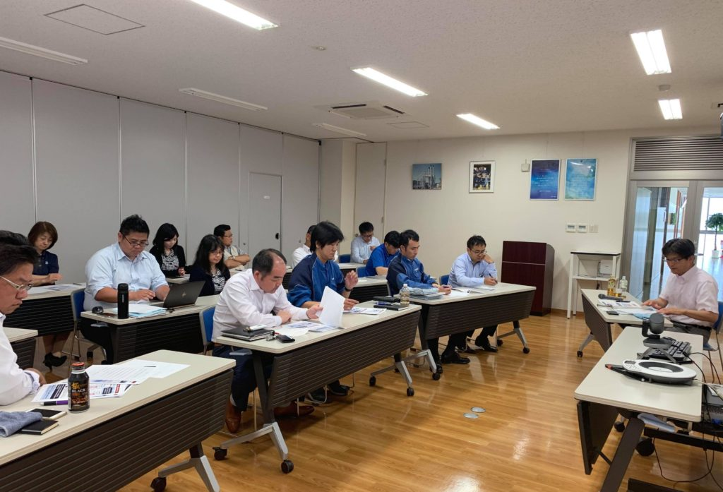 三光グループ労務研修会を開催しました。