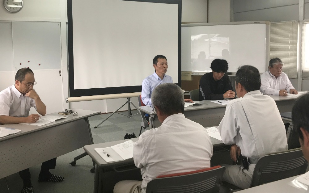 第57期-58期の経営計画発表会を開催いたしました。<br>~エイチテック~